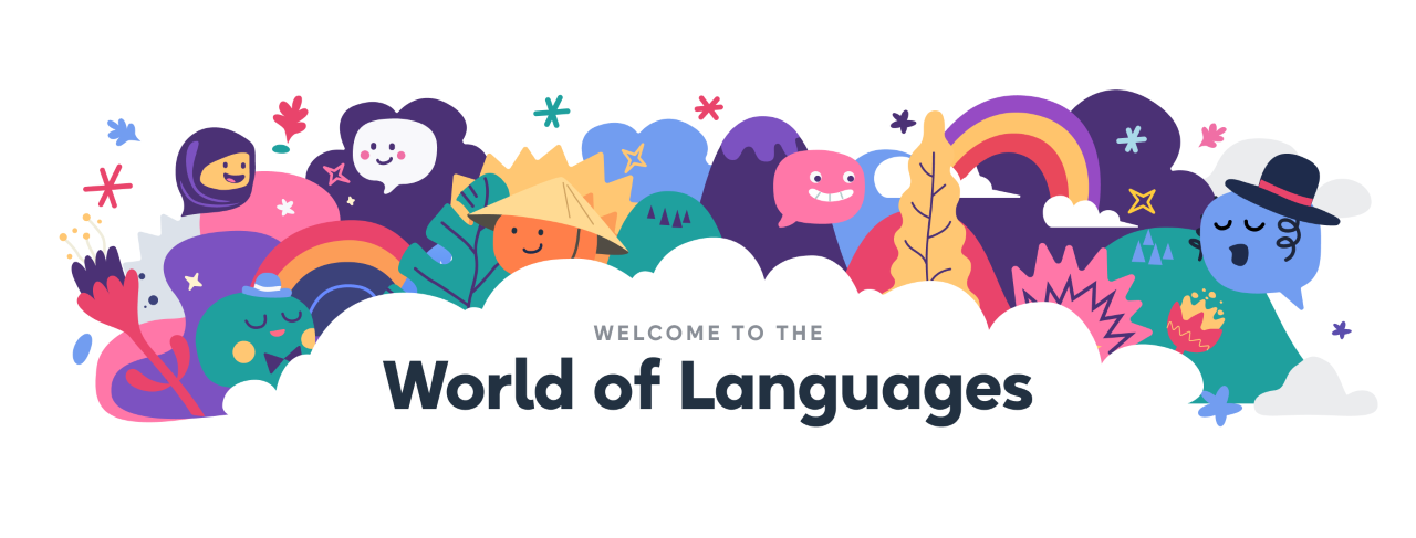 World of Languages goes online!